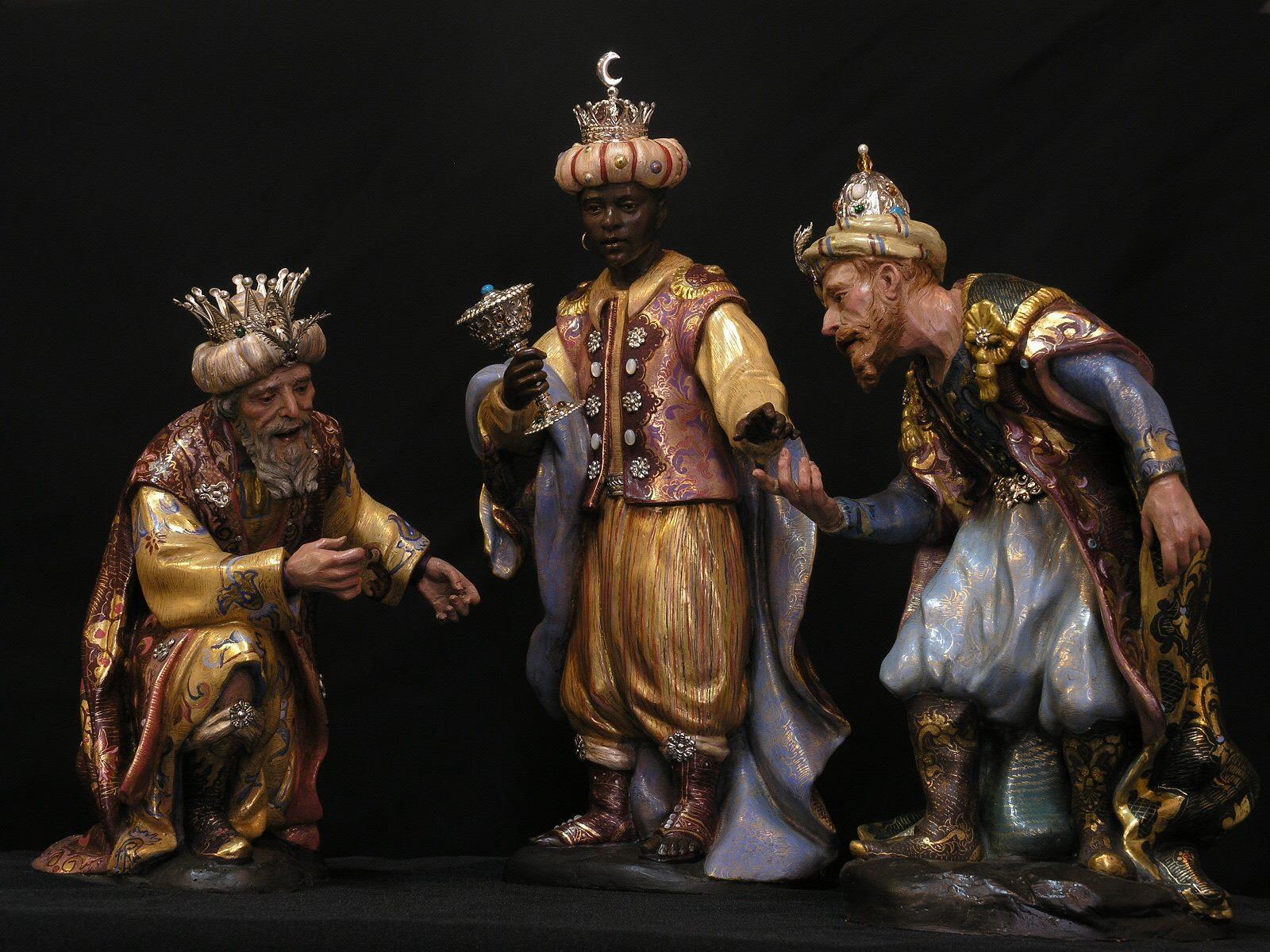reyes magos Lourdes Hernandez
